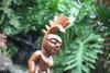 "Tiki Goddess Pele - 16"" Muse De L' Homme - Hawaii Heritage"