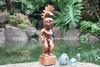 "Tiki Goddess Pele - 20"" Muse De L' Homme - Hawaii Heritage"