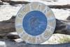 """""""OCEAN - BEACH"""" SURF NAUTICAL SIGN 12"""" - NAUTICAL SURF DECOR"""
