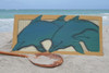 """DOLPHINS OHANA 30"""" X 15"""" - ENDANGERED SPECIES - STORYBOARD"""