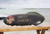"""PIRATE'S QUARTERS"" PIRATE DECOR SIGN - SURF PIRATE ROOM"