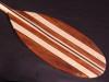 PREMIUM KOA-MAPLE-WALNUT PADDLE 5.1FT - CLASSIC SURF ART DECOR 6