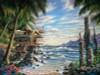 "COVE OF WONDERS 11"" X 14"" PRINT - THOR HAWAII"