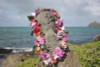 "Silk Lei Merrie Monarch Purple 18"" - Hawaiian Silk Leis"