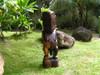 "Tiki Lono ""Fisherman"" 4 Foot - Outdoor Statue | #rtg1001120B"