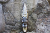 "TIKI TRIBAL MASK ""SUPREME CHIEF"" 36 INCH - PRIMITIVE ACCENTS"