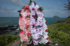 "Baby Hibiscus / Carnation Assorted, 6 Pack 18"" - Hawaii Silk Leis"
