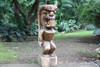 "Premium Tiki Kanoloa Hawaii Museum 48""   #YDA11014120"