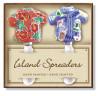 Aloha Shirt Island Butter Spreader - Island Heritage #2