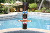 "Big Kahuna Tiki Totem w/ Aloha Sign 40"" | #bds12041100"