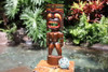 "Big Kahuna Tiki 20"" - Hand Painted Finish - Tiki Trophies"