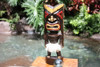 "Big Chief Tiki God 12"" - Hand Carved - Hawaii Treasure"