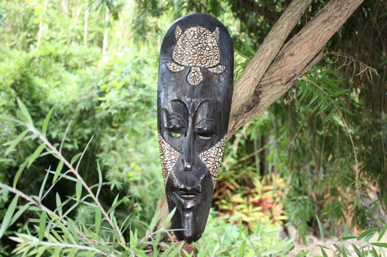Native Tribal Tiki Mask 20\
