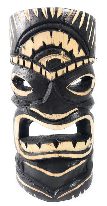 "Health Tiki Mask 8"" - Wall Decor 