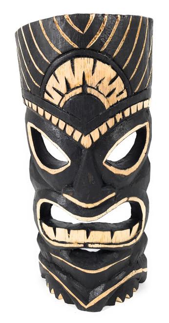 "Warrior Tiki Mask 12"" - Tribal Tiki Art | #bds1202430"