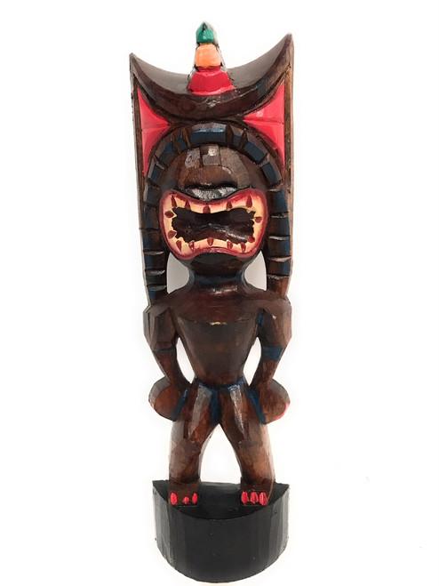 "Money Tiki God 16"" - Hand Carved - Hawaii Treasure | #bag15027b40"