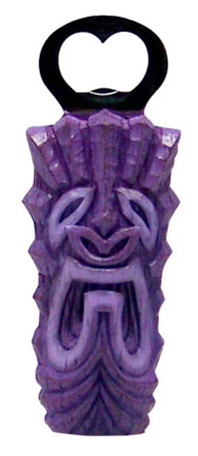 Bottle Opener - Manakoa Earthy Tiki 5"
