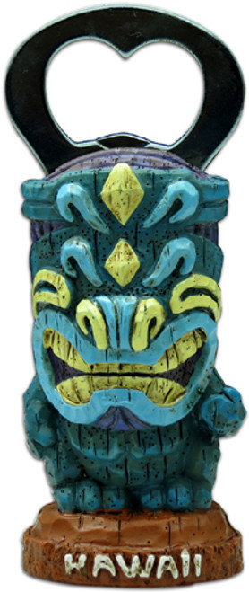 Bottle Opener - Tiki Menehune Surf 4"