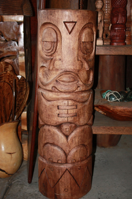 "Primitive Tiki 40"" Trader Vic's Reproduction #1 1960's 
