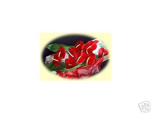 ALL MY HEARTS HAWAII FRESH FLOWERS BOUQUET - WEDDING TIKI