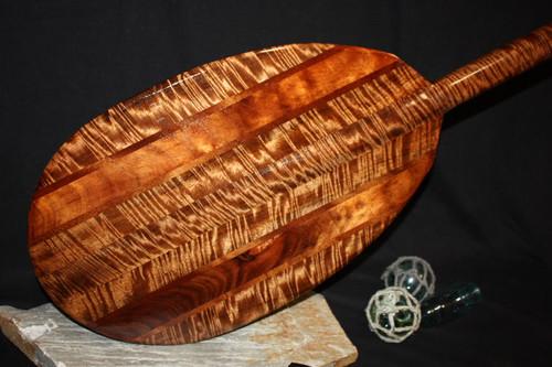 Extra Large AAA Grade Koa Paddle 72 inch | #koa3913