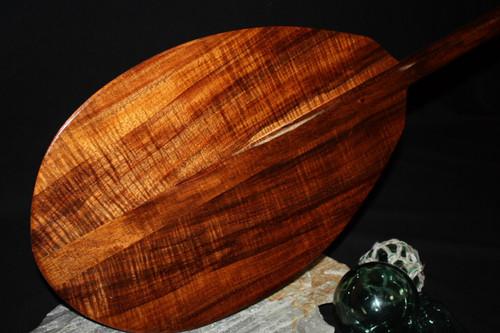 """AAA Premium Hawaiian Koa Paddle 60"""" - Made in Hawaii 5"""