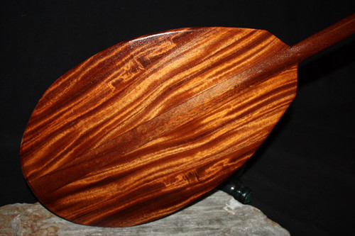 "Decorative Canoe Paddle 60"" - Made in Hawaii 