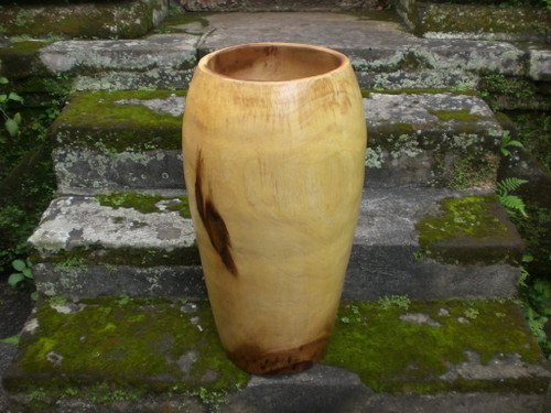 Tamarin Wood Jar Designer XL - Home Decor 2