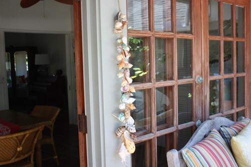 "Seashell Garland Assortment 32"" - Coastal Decor | #sur28010100"