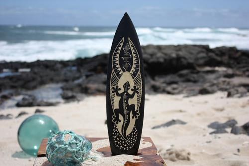 """Surfboard w/ Gecko 16"""" - Trophy"""