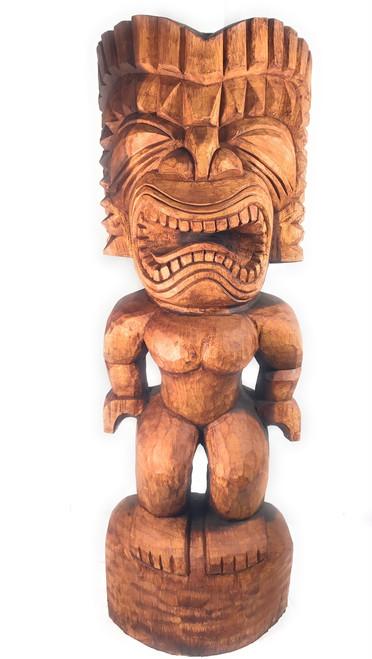 "Premium Tiki Ku - 48"" Strength - Hawaiian Heritage | #yda11015120"