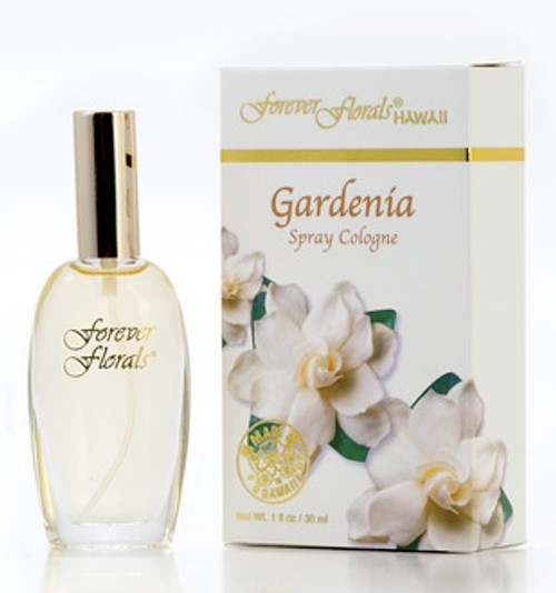 GARDENIA COLOGNE - 1 OZ - MADE IN HAWAII - BODY CARE