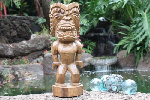 "Ku Tiki 16"" - Traditional Hawaii Museum Replica"