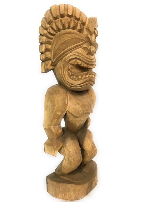 "Authentic Ku Tiki 20"" - Traditional Hawaii Museum Replica | #yda1101550"