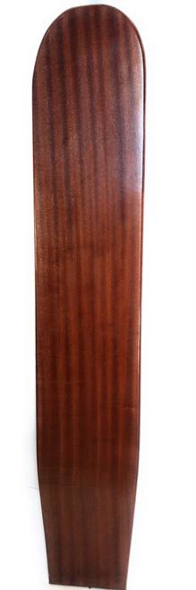 "Replica Vintage Wooden Surfboard 72"" X 13.5"" Hawaiian Heritage | #koalb8"