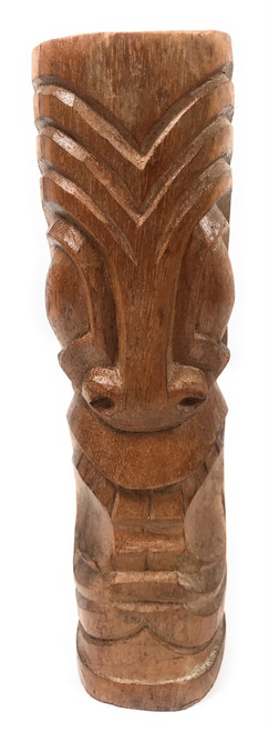 "Big Island Tiki Totem 8"" Natural - Hawaiian Tiki Bar Decor 