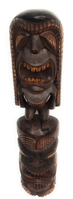 "Tiki Lono & Kanaloa Statue 40"" - Love & Prosperity | #skn16009100"