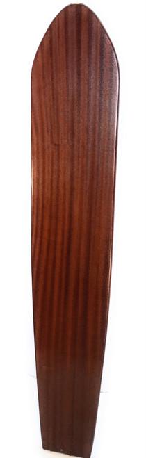 "Replica Vintage Wooden Surfboard 72"" X 13"" Hawaiian Heritage | #koalb9"