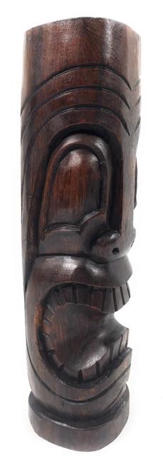 "Big Island Tiki Totem 12"" Stained - Money Tiki | #yda1101030b"