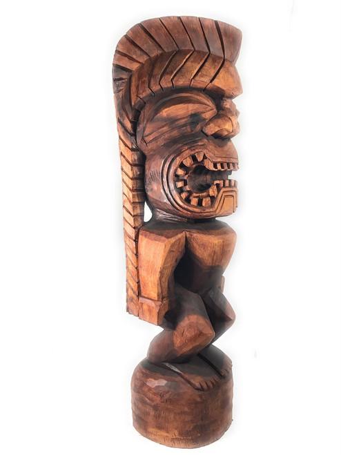 "Premium Tiki Kanoloa Hawaii Museum 48"" | #YDA11014120"