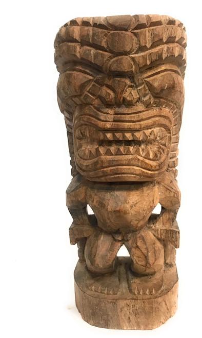 "Kanaloa Tiki 12"" - Hawaii Museum Replica - Hawaiian Mythology   #yda1102430"