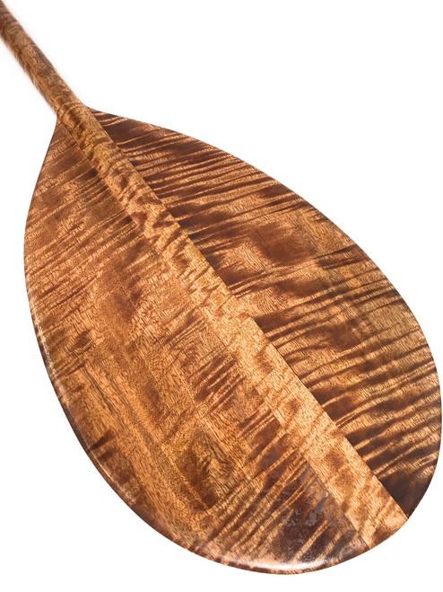 "Premium Mango Decorative Paddle 60"" - Made in Hawaii | #koa6031"