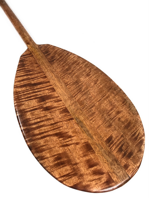"Premium Mango Decorative Paddle 60"" - Made in Hawaii | #koa6030"