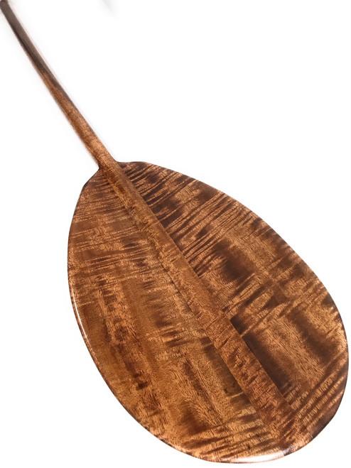 "Premium Mango Decorative Paddle 60"" - Made in Hawaii | #koa6029"