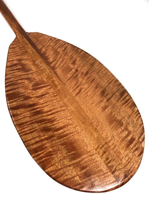 "Premium Mango Decorative Paddle 60"" - Made in Hawaii | #koa6027"