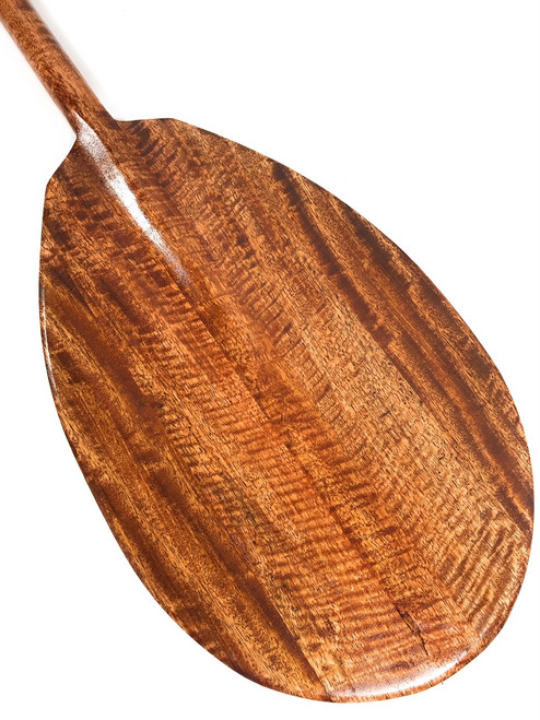 "AAA Grade Mango Decorative Paddle 60"" - Made in Hawaii 