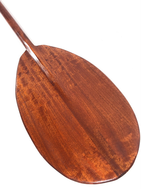 "Koa Paddle 60"" Straight Shaft - Made in Hawaii   #koa6115"