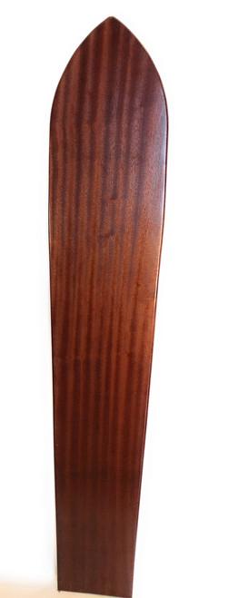 "Replica Vintage Wooden Surfboard 84"" X 17"" Hawaiian Heritage | #koalb24"