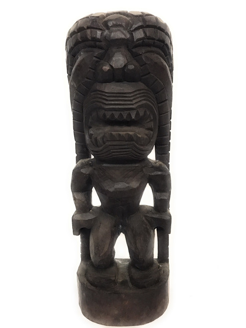 "Kanaloa Tiki 16"" - Traditional Hawaii Museum Replica | #yda1102440s"