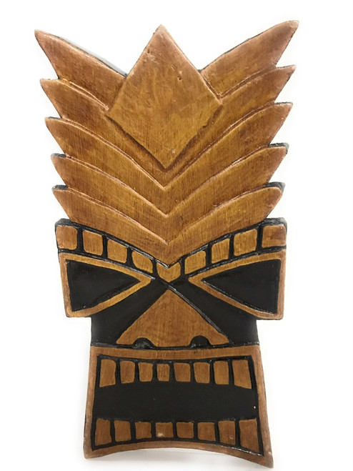 "Kona Tiki Mask 12"" - Modern Pop Art Tiki Culture | #Bds1206530"